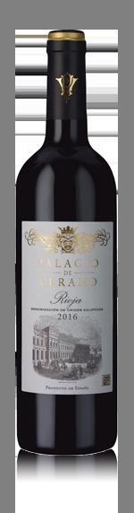 vin Palacio De Verano Rioja 2016 Tempranillo