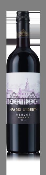 vin Paris Street Merlot 2016 Merlot