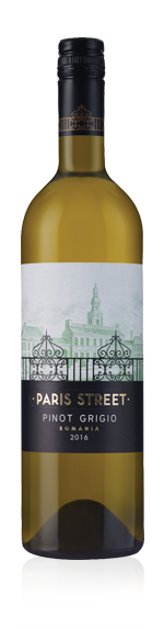 vin Paris Street Pinot Grigio 2016 Pinot Grigio
