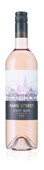 Paris Street Rose 2016 Pinot Noir