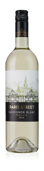 Paris Street Sauvignon Blanc 2016