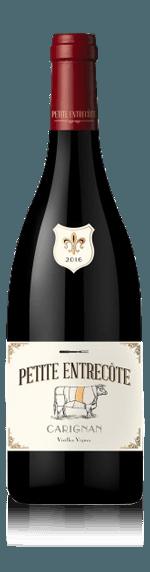 Petite Entrecôte Old Vine Carignan 2016 Carignan