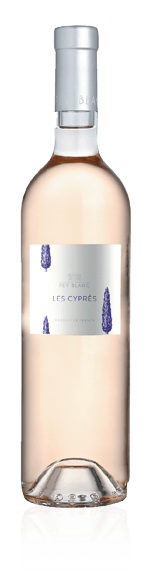 Pey Blanc Les Cypres Rose 2018 Grenache Grenache, Cinsault, Syrah Provence