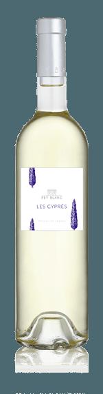 Pey Blanc Les Cypres Blanc 2018 Vermentino Vermentino, Chardonnay, Ugni Blanc Provence