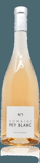 Pey Blanc No 1 Rose 2018 Syrah Syrah, Grenache Provence