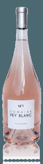 Pey Blanc No 1 Rose 2018 Jeroboam Syrah