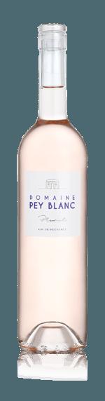 Pey Blanc Pluriel Rose 2018 Magnum Shiraz-Syrah Syrah, Grenache Provence