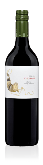 vin Philip Shaw The Idiot Shiraz 2016 Shiraz