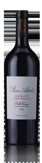 vin Picco Attila 2015 Merlot