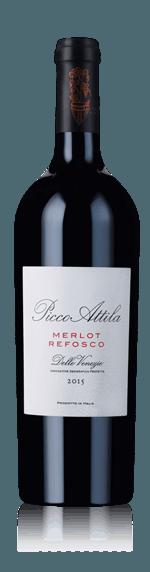 vin Picco Attila 2016 Merlot