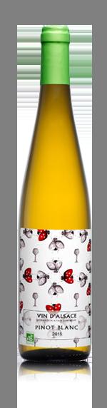 Ribeauvillé Pinot Blanc 2015