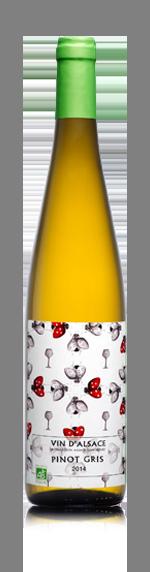 vin Ribeauvillé Pinot Gris 2015 Pinot Gris