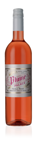 Plume Palace Shiraz Rose 2017 Shiraz