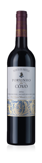 vin Portinho Do Côvo Red 2016 Touriga Nacional