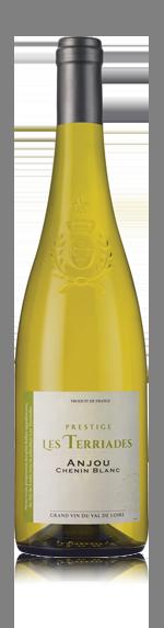 vin Prestige Les Terriades Anjou Blanc 2015 Chenin Blanc