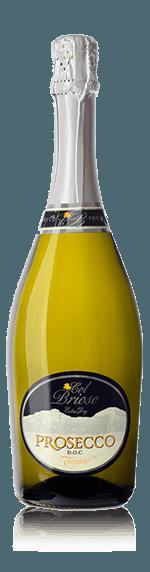 vin Prosecco Spumante Col Brioso DOC  Glera