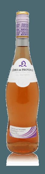 vin Quinson Provence Rosé 2017 Grenache