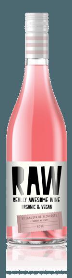 RAW Bio & Vegan Rosato 2018 Garnacha 100% Garnacha Vino de Espana