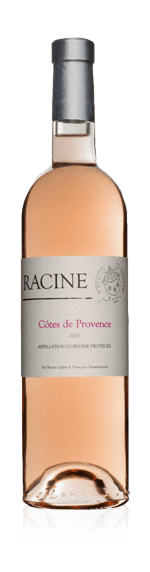 vin Racine Côte De Provence Rosé 2017 Cinsault