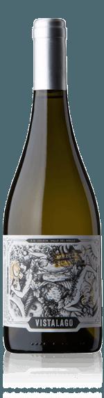 Rafael Tirado Vistalago Mezcla Blanca 2018 Riesling 55% Riesling, 25% Chardonnay, 15% Torrontel, 5% Semillon Valle Central