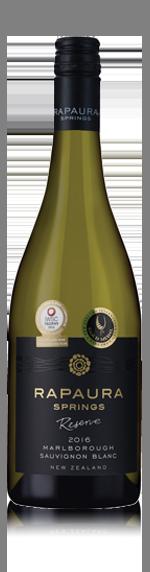 vin Rapaura Springs Res Sauv Blanc 2016 Sauvignon Blanc