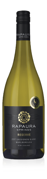 vin Rapaura Springs Res Sauv Blanc 2017 Sauvignon Blanc