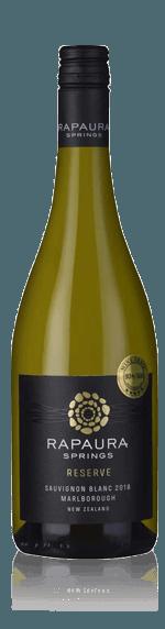 vin Rapaura Springs Res Sauv Blanc 2018 Sauvignon Blanc