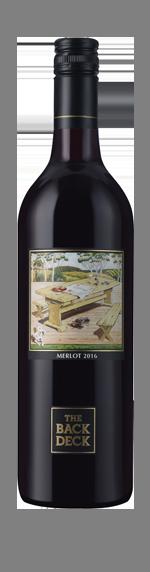vin RedHeads The Back Deck Merlot 2016 Merlot