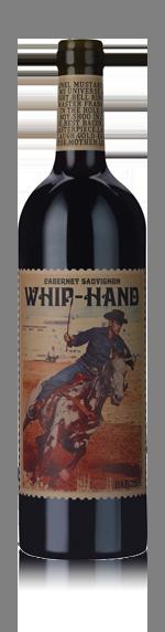RedHeads Whip-Hand Barossa Cabernet 2015
