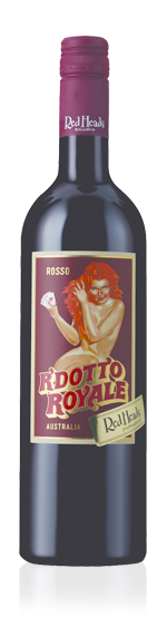 Redheads R'Dotto Royale 2016