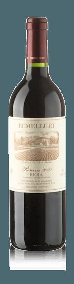 vin Remelluri Reserva Rioja 2009 Tempranillo