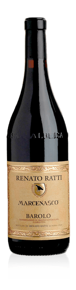 vin Renato Ratti Barolo Marcenasco 2014 Nebbiolo