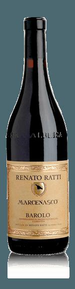Renato Ratti Barolo Marcenasco 2014