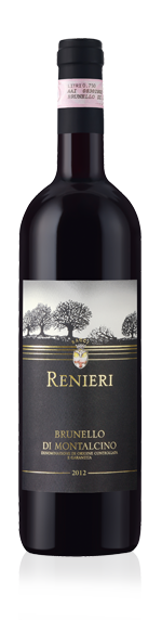 vin Renieri 2012 Brunello