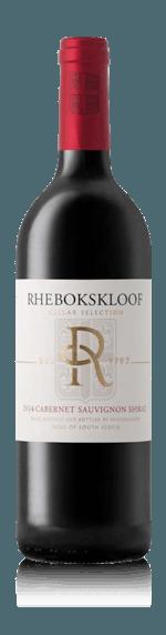 Rhebokskloof Cellar Selection Cabernet Sauvignon Shiraz 2015 Cabernet Sauvignon 52% Cabernet Sauvignon, 48% Shiraz Western Cape