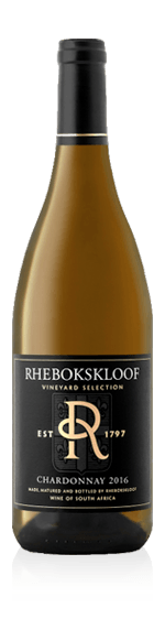 vin Rhebokskloof Vineyard Selection Cardonnay 2016 Chardonnay