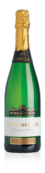 vin Ribeauvillé Crémant d'Alsace Giersberger Brut NV Pinot Blanc