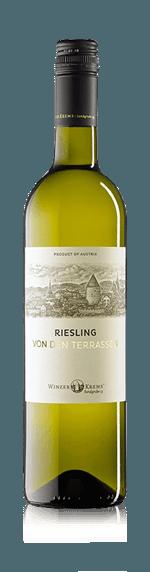 vin Riesling von den Terrassen Winzer Krems 2016  Riesling