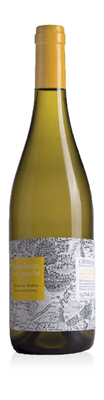 Rive Droite Rive Gauche Blanc 2016 Grenache Blanc