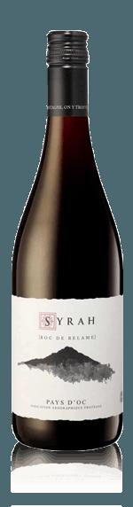 vin Roc de Belame Syrah 2016 Syrah