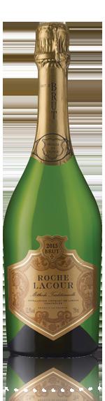 vin Roche Lacour Crémant De Limoux 2015 Chardonnay