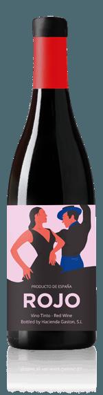 vin Rojo Tinto Vino de España NV Tempranillo