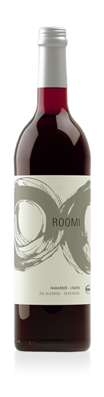 Roomi Rabarber-Lingon (2017) (alkoholfritt) Annan