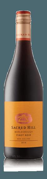 Sacred Hills Pinot Noir Marlborough 2016 Pinot Noir