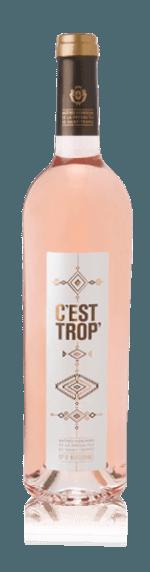Saint-Tropez C'Est Trop Rosé 2017