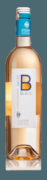 Saint-Tropez Note Bleue Rosé Côtes de Provence 2018 Grenache Grenache, Cinsault Provence