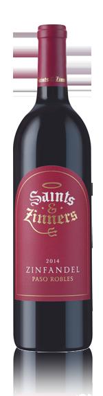 vin Saints & Zinners Zinfandel 2015 Zinfandel
