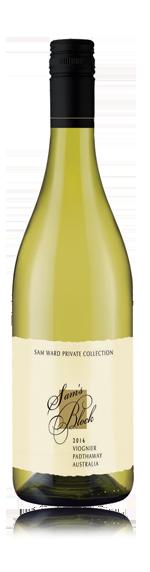 vin Sam's Block Viognier 2016 Viognier