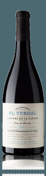 vin San Gregorio El Vergal Tempranillo 2015 Tempranillo