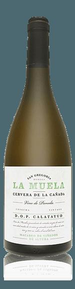 vin San Gregorio La Muela Macabeo 2017 Macabeo